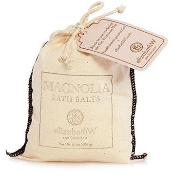 elizabethW Magnolia Bath Salts in Bag