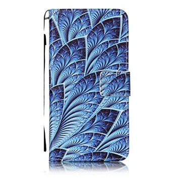 For Galaxy S8 + Case,HP95(TM) Premium Leather Slim Flip Stand Holder Case Cover with Printed For Samsung Galaxy S8 Plus