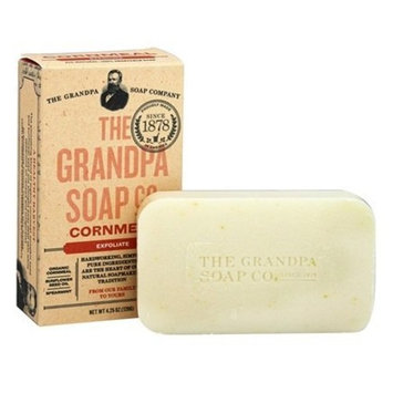 The Grandpa Soap Co- Cornmeal