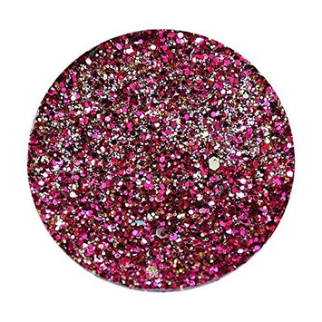 Raspberry Tart Glitter #250 From Royal Care Cosmetics