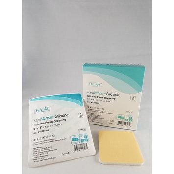 Silicone - Silicone Foam Dressing, 3