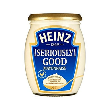 Heinz Seriously Good Mayonnaise 480ml - Pack of 2
