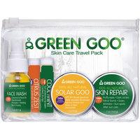 Green Goo Skin Care Travel Pack, 5 pc