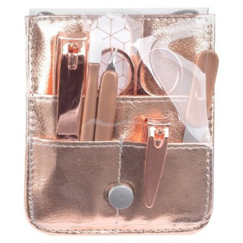 Rose Gold All Hands On Deck Mini Manicure Kit