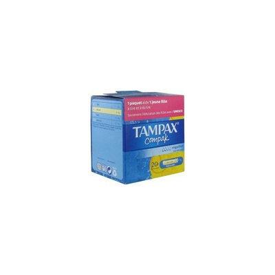 Tampax 20 Regular