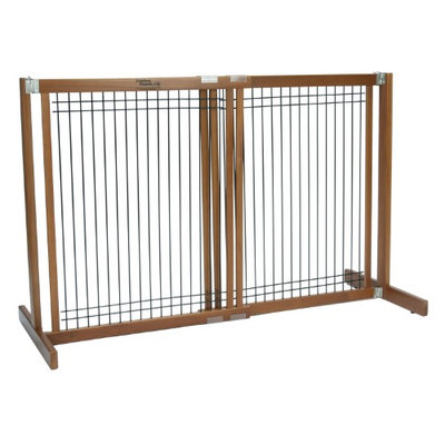 Dynamic Kensington Wood & Wire Gate - Small - 42637