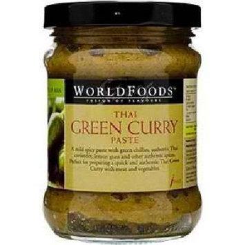 World Foods BG19773 World Foods Thai Green Curry Sauce - 6x12OZ