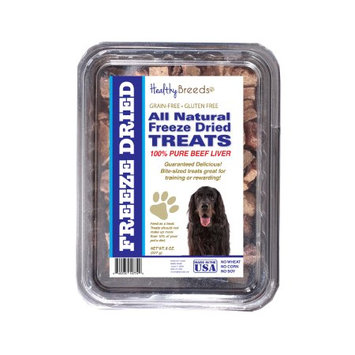 Healthy Breeds 840235147909 10 oz Gordon Setter All Natural Freeze Dried Treats Beef Liver