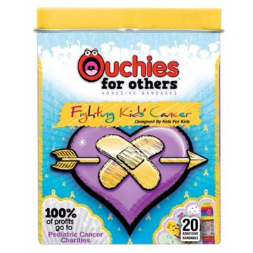 Ouchies Bandages - Pediatric Cancer Support