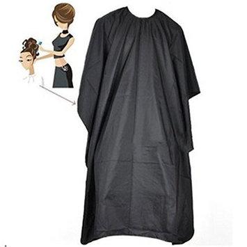 Aquiver Hair Salon Cutting Adjustable Capes Barber Shampoo Cape Haircut Apron Cloth