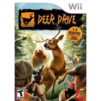Irc Deer Drive Wii Game Zoo Games