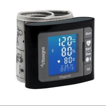 VitaGoods Wrist Bluetooth Travel Blood Pressure Monitor - VS-4300 - Automatic - Black