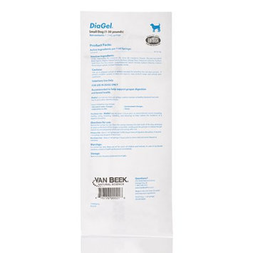 Van Beek Natural Science DiaGel For Small Dogs -1ml