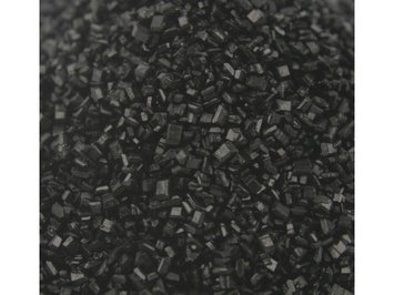 Kerry Sugar Sanding Black Bakery Topping Sprinkles colored sugar 1 pound