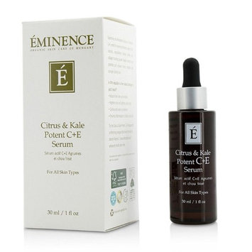 Eminence Citrus & Kale Potent C+E Serum - For All Skin Types 30ml/1oz