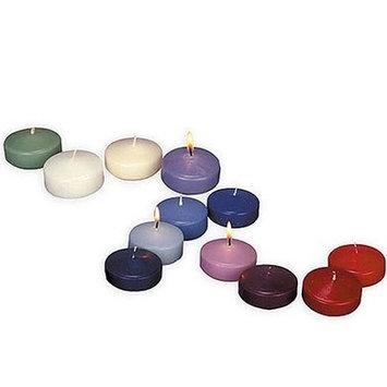 Weddingstar 4020-01 Colored Floating Candles- Royal Blue- Set of 6