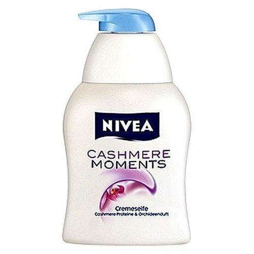 Nivea Cashmere Moments Liquid Soap 250 ml