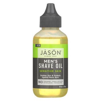 JĀSÖN Men's Shave Oil - Sensitive Skin