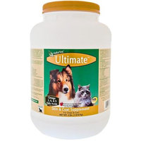 NaturVet Ultimate Skin & Coat Supplement [Options : 4 lb]