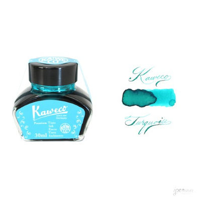 Kaweco 30 ml Bottle Fountain Pen Ink, Turquoise