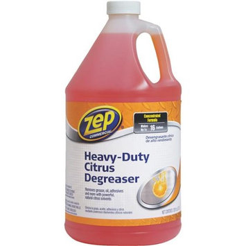 ZEP Bathroom Cleaning Supplies 128 oz. Citrus Cleaner (Case of 4) ZUCIT128
