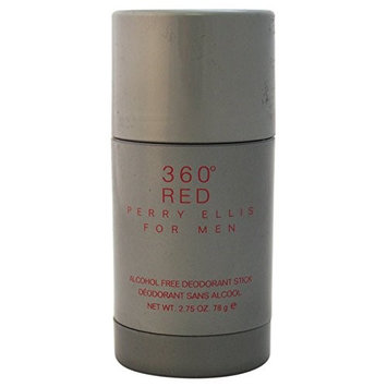 Perry Ellis 360 Red Deodorant Stick 2.5 Oz Men