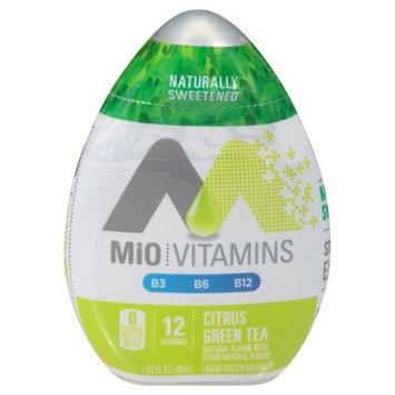 MiO Vitamin Liquid Natural Sweetened Citrus Green Tea - 1.62 fl oz Bottle