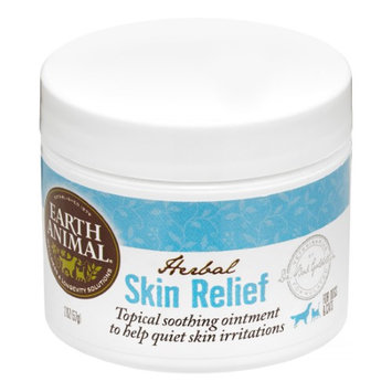 Earth Animal Skin Relief Herbal Soothing Balm 2oz