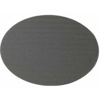 Jam Paper & Envelope Grey 16.5 x 12 Placemats in Corregated Wave Paper - 100 mats per box
