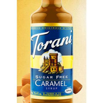 Torani Sugar Free Caramel Syrup 750ml