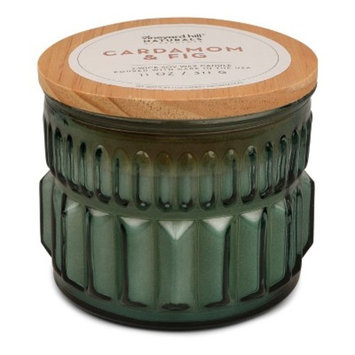 Container Candle Cardamom/Fig Classic Finish 11oz - Vineyard Hill Naturals by Paddywax