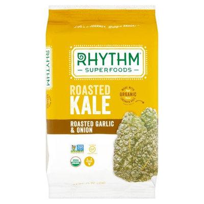 Rhythm Superfoods Organic Kale, Roasted Garlic Onion, 0.75 Oz