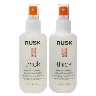 Rusk Thick Body & Texture Amplifier 6.0 oz.(pack of 3)