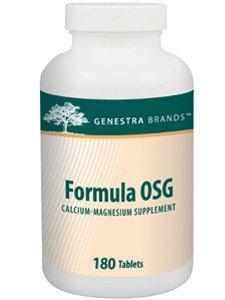 Formula OSG 180 tabs by Seroyal - Genestra