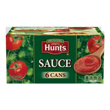 Conagra Foods - Grocery Products Hunt's Tomato Sauce, 15 oz, 6 ct