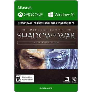 Interactive Communications Middle-earth: Shadow of War: Expansion Pass Xbox One and Win 10 (Email Delivery)