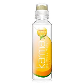 Karma - Wellness Water Vitality Pineapple Coconut - 12 Bottles