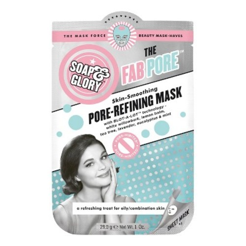 Soap & Glory The Fab Pore Pore-Refining Mask - 1oz