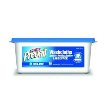 (PK) Prevail Disposable Washcloths: Health & Personal Care