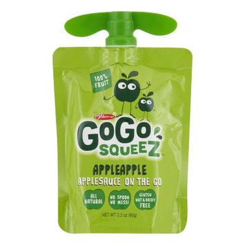GoGo Squeez Applesauce On The Go, 3.2 Oz (Case of 18)