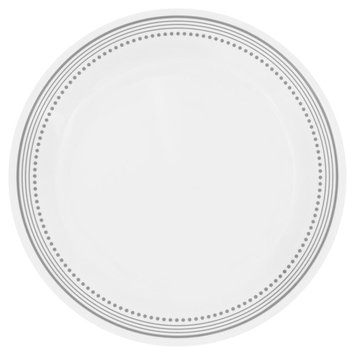 Corelle Mystic Grey Dinner Plate