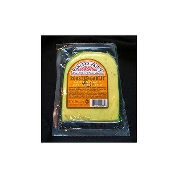 Yancey's Fancy Roasted Garlic New York Cheddar 7.6 oz