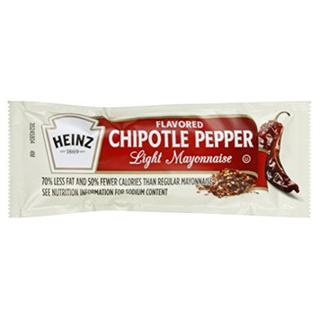 Heinz Chipotle Mayonnaise (200 Packets)