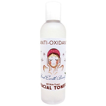 Facial Toner Anti Oxidant Aloe & Lavender for All Skin Types By Good Earth Beauty