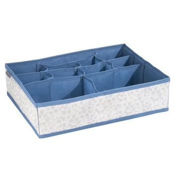 Interdesign Nursery Drawer/Changing Table Organizer Set, White