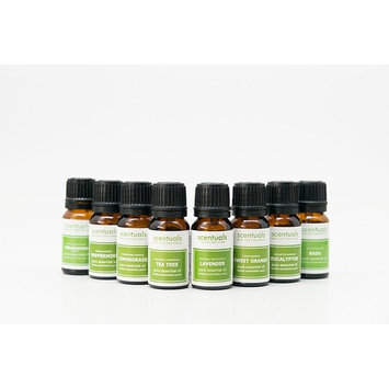 Pure Essential Oil Starter Kit (8-Piece)