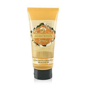 AAA Floral Orange Blossom Luxury Bath And Shower Gel 200ml