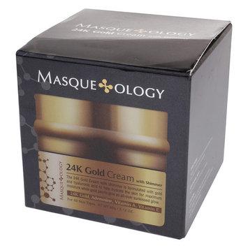 Masqueology 2.12 oz. 24K Gold Cream with Shimmer