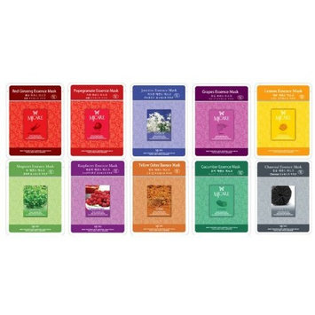 Essence Mask Combo No. 2 - 10 Different Kind Of Our Natural Essence Mask Combo No. 2