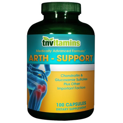 Tnvitamins Arth Support - 100 Capsules